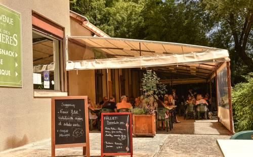 Restauration Jardin des Fontaines Pétrifiantes