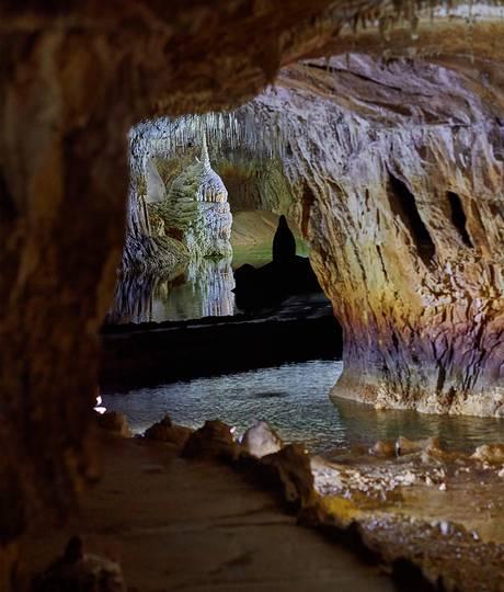Grotte de Choranche siphon