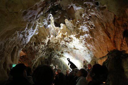 Scolaire Grotte de Thaïs